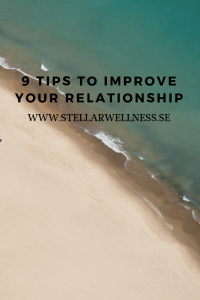 Improve Your Relationship