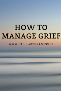Manage Grief