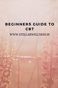 Beginners Guide To Cognitive Behavioural Therapy (CBT)