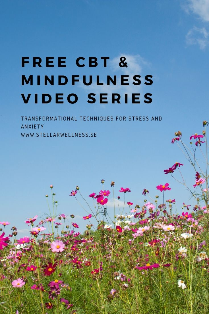 FREE CBT & MINDFULNESS VIDEO SERIES (
