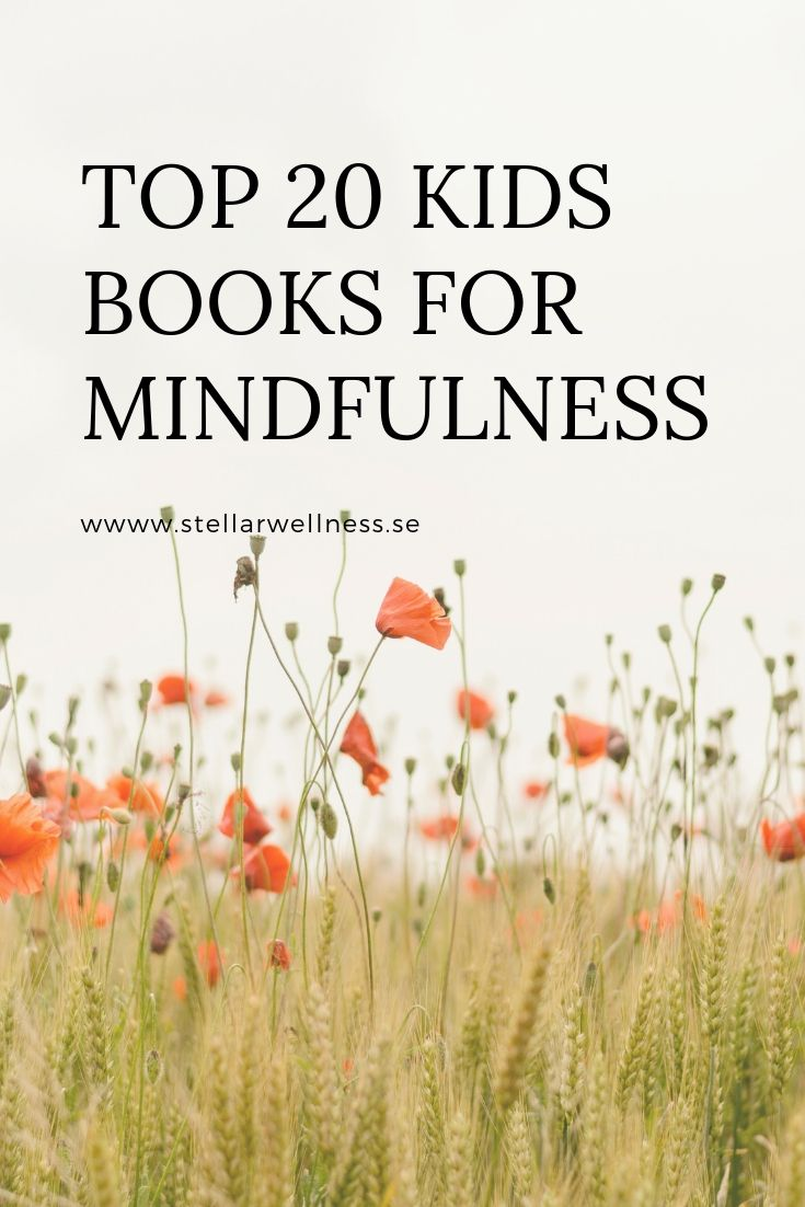 TOP 20 KIDS BOOKS FOR MINDFULNESS