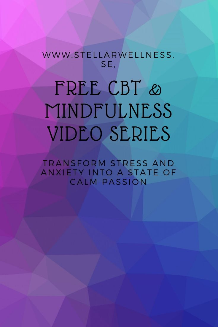 free cbt video series