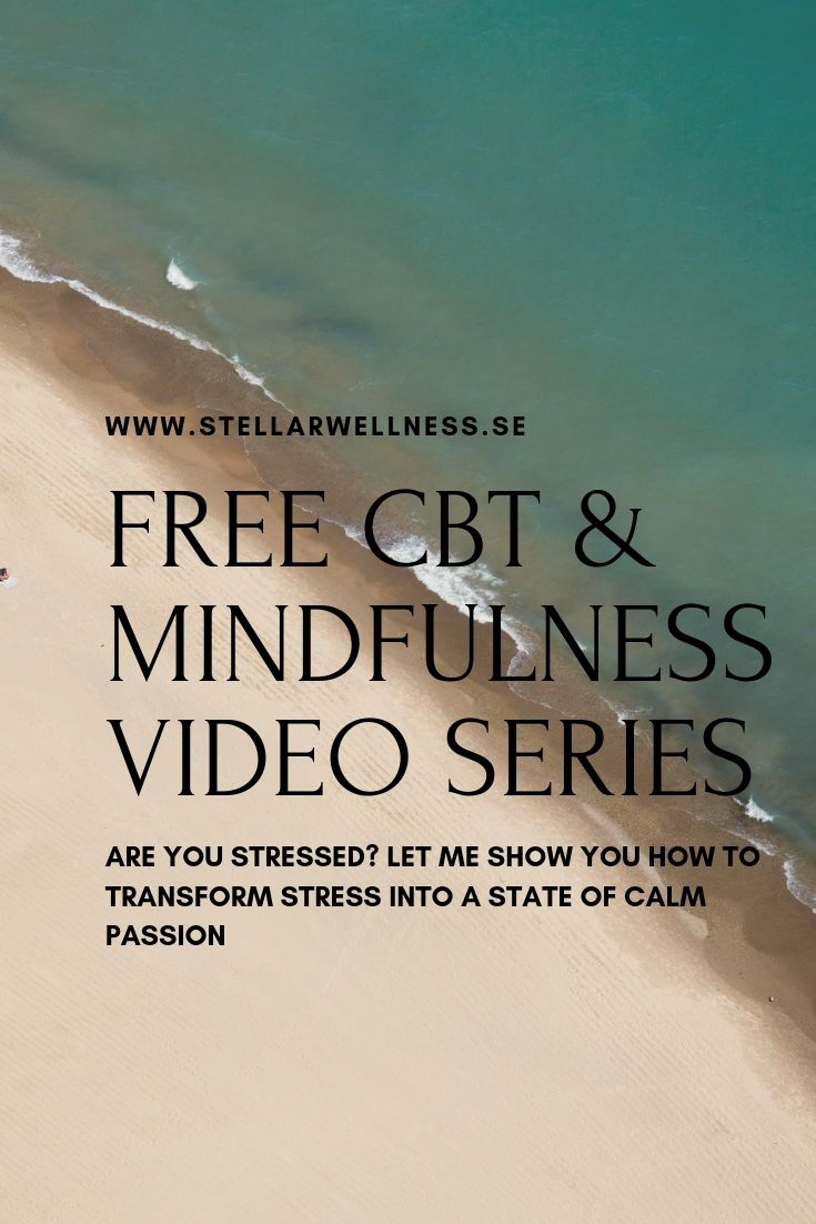 free cbt and mindfulness video series
